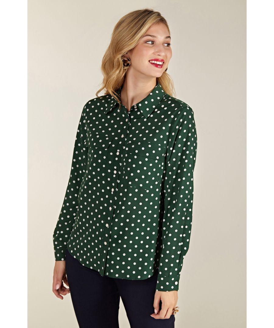 Image for Spot Pocket Shirt