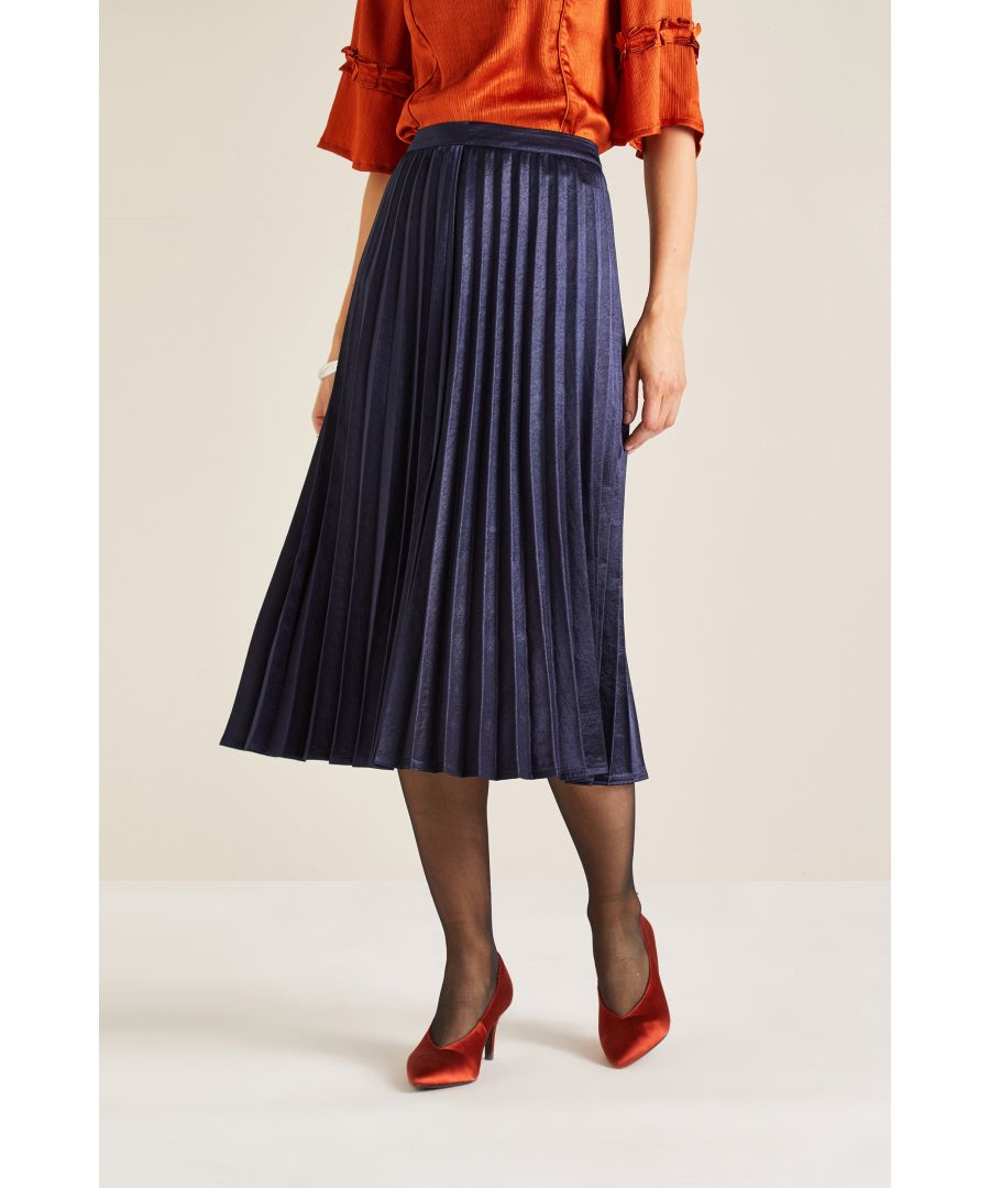 Image for Pleated Skirt