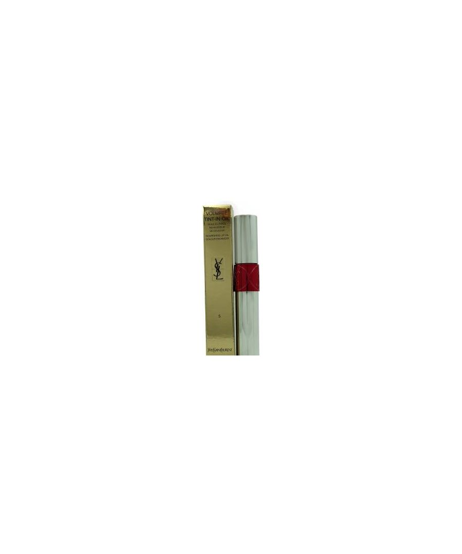 Image for YSL VOLUPTE TINT LIP OIL 05 CHERRY MY CHERIE 6ML