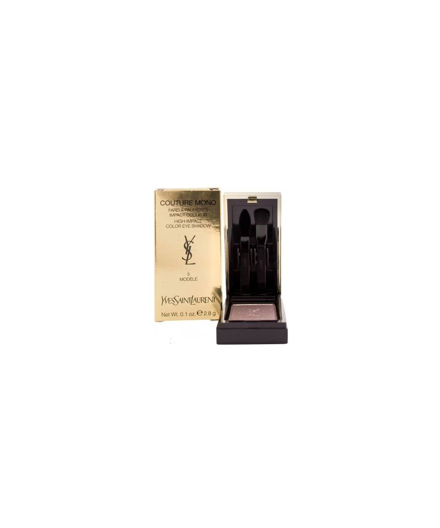 Image for YSL COUTURE MONO EYESHADOW 05 MODELE 2.8G