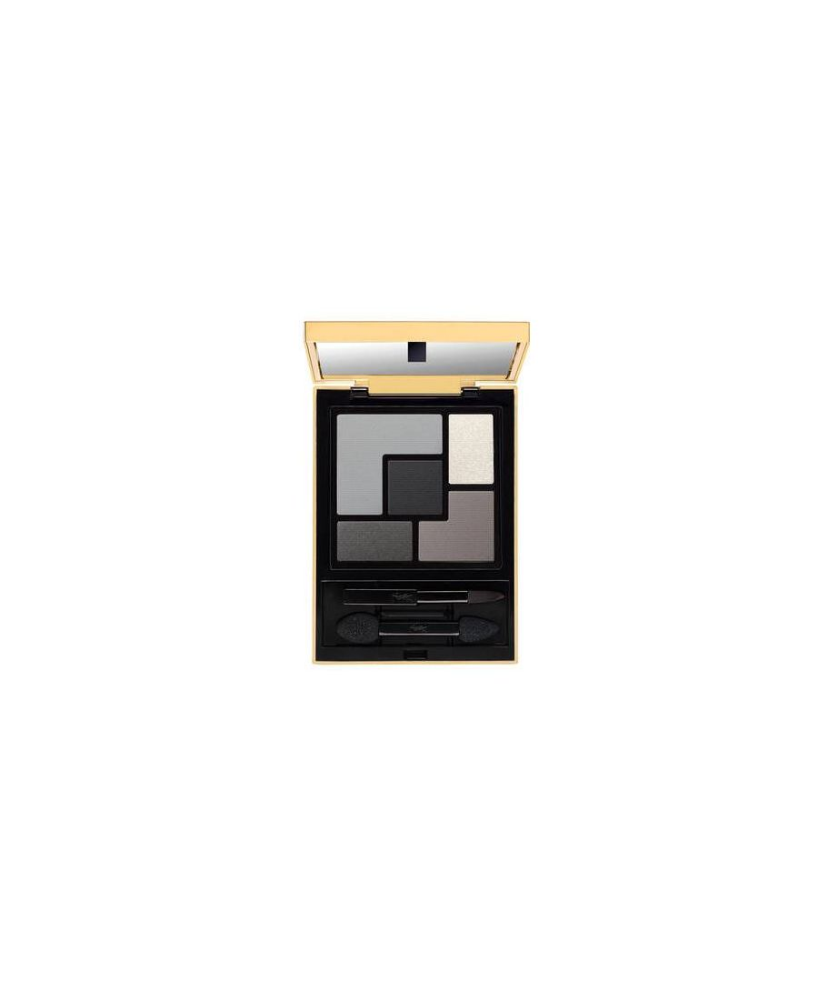 Image for YSL 5 COUTURE PALETTE 01 TUXEDO 5G