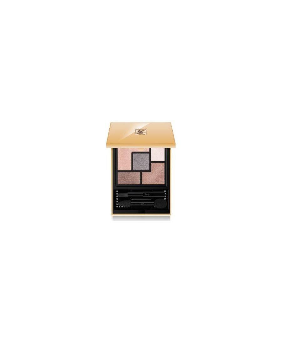 Image for YSL COUTURE PALETTE 5 COLOR 2 FAUVES 5G