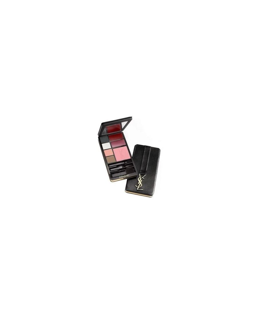 Image for YSL VERY YSL, BLACK EDITION MAKE UP PALETTE