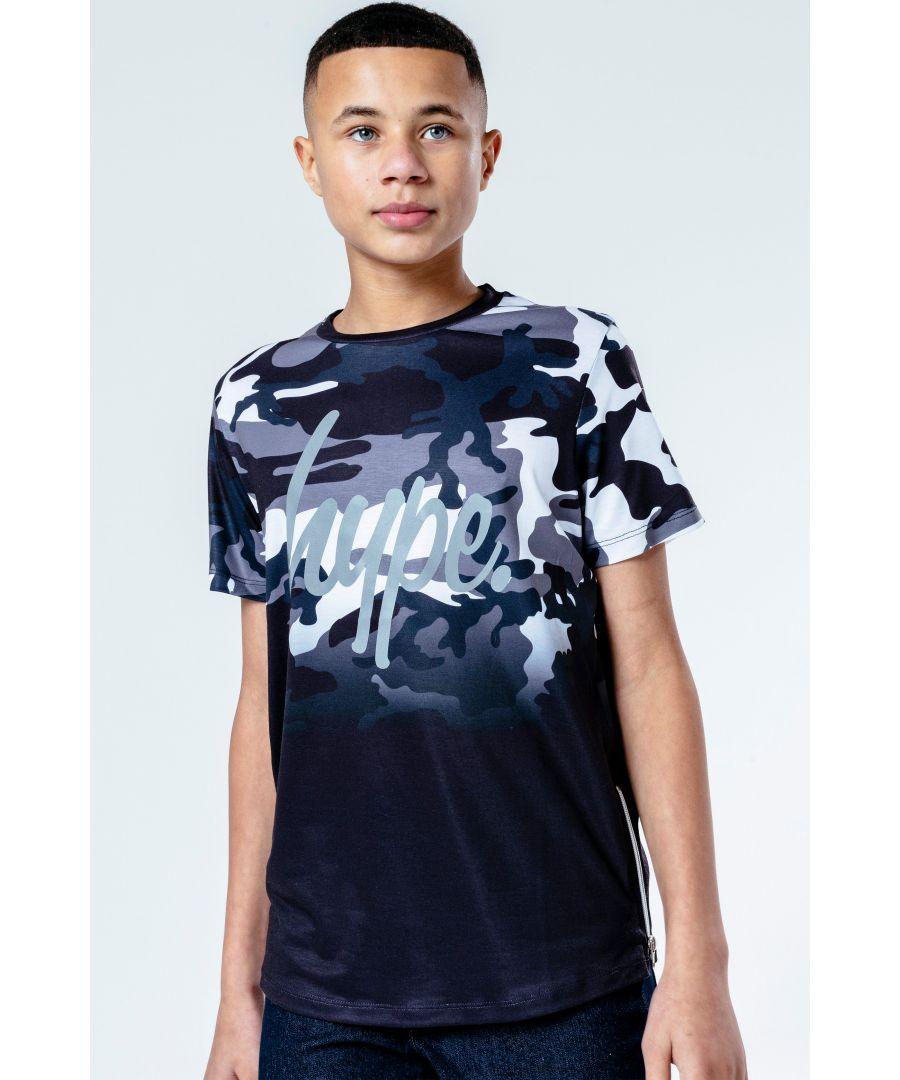 Image for Hype Civil Camo Kids T-Shirt