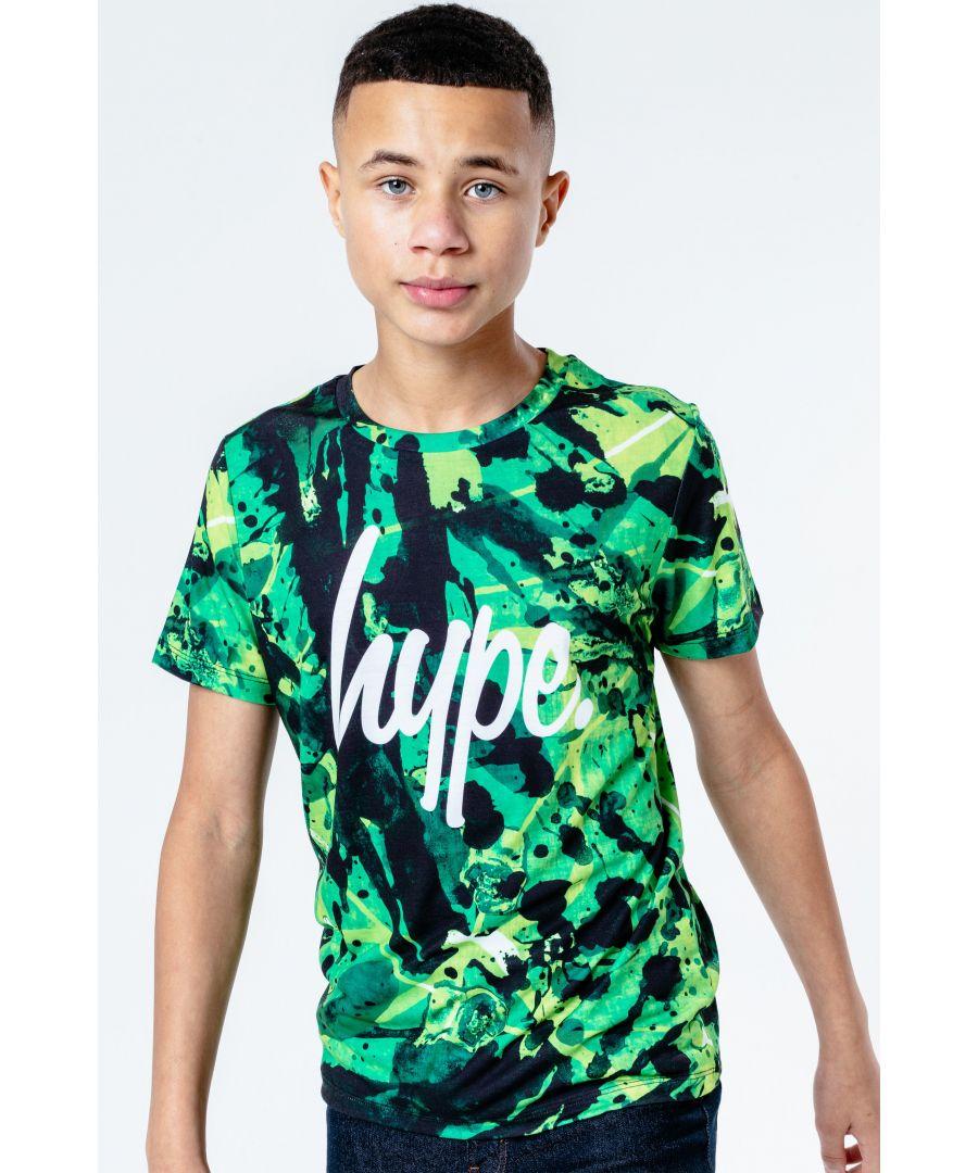 Image for Hype Slime Kids T-Shirt