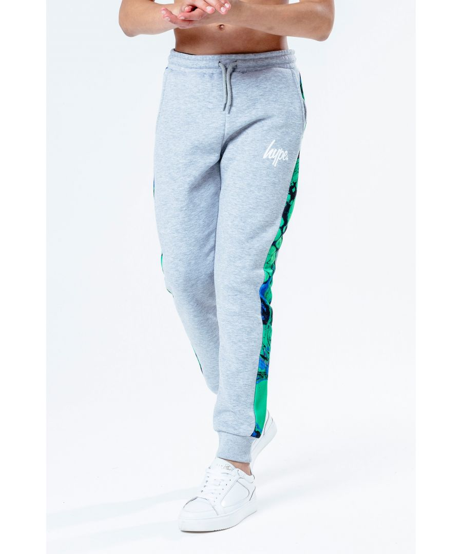 Image for Hype Neon Marble Kids Joggers