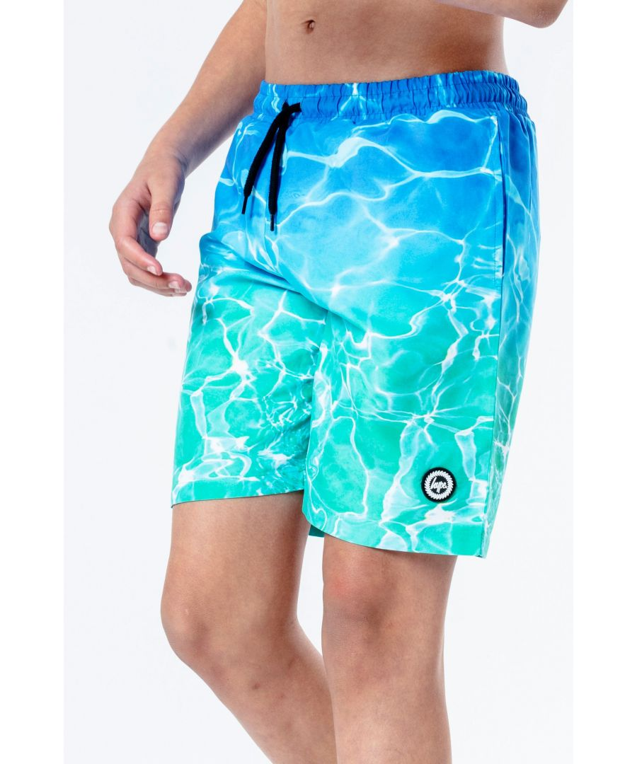 Image for Hype Pool Fade Kids Swim Shorts