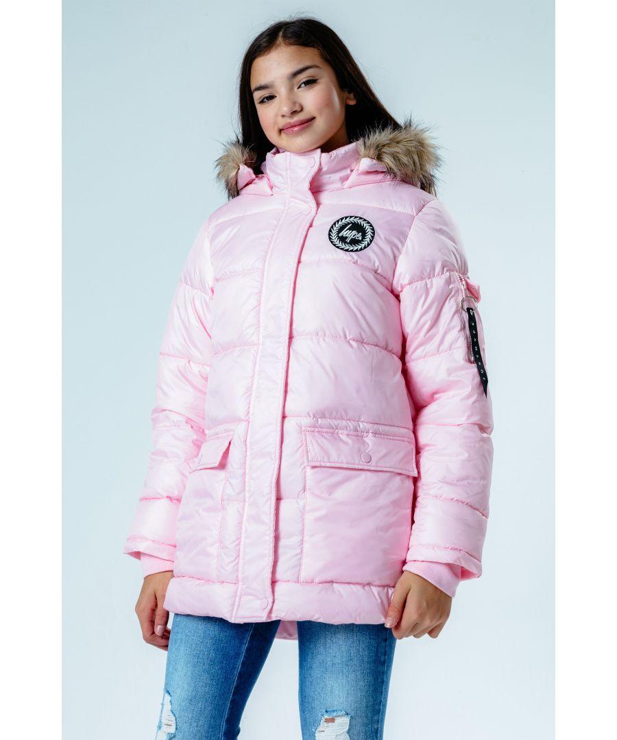 Image for Hype Pink Explorer Kids Jacket