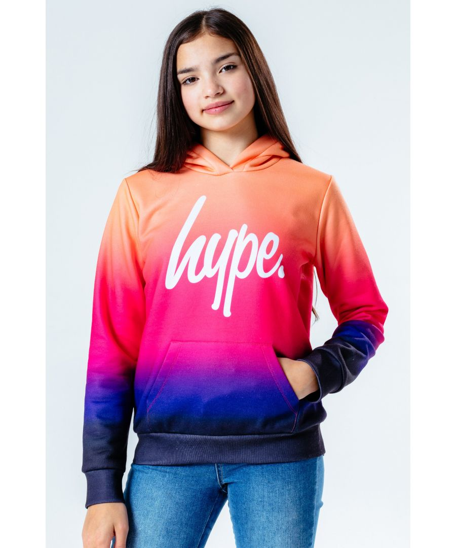 Image for Hype Miami Fade Kids Pullover Hoodie