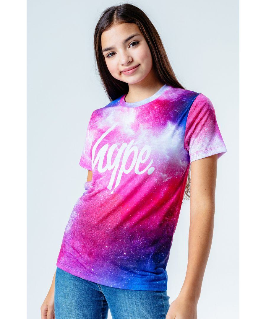 Image for Hype Pink System Kids T-Shirt
