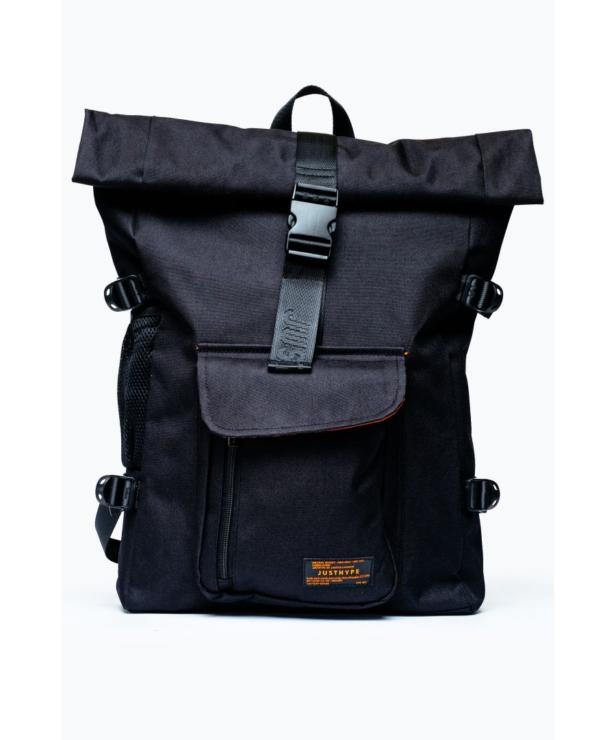 Image for Hype Black Discovery Men's Bag