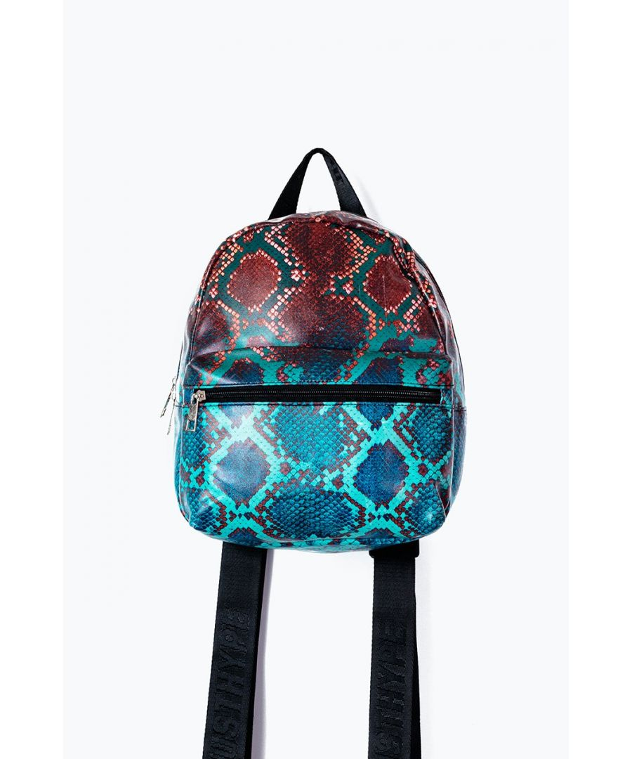 Image for Hype Bronze Hiss Alexa Backpack