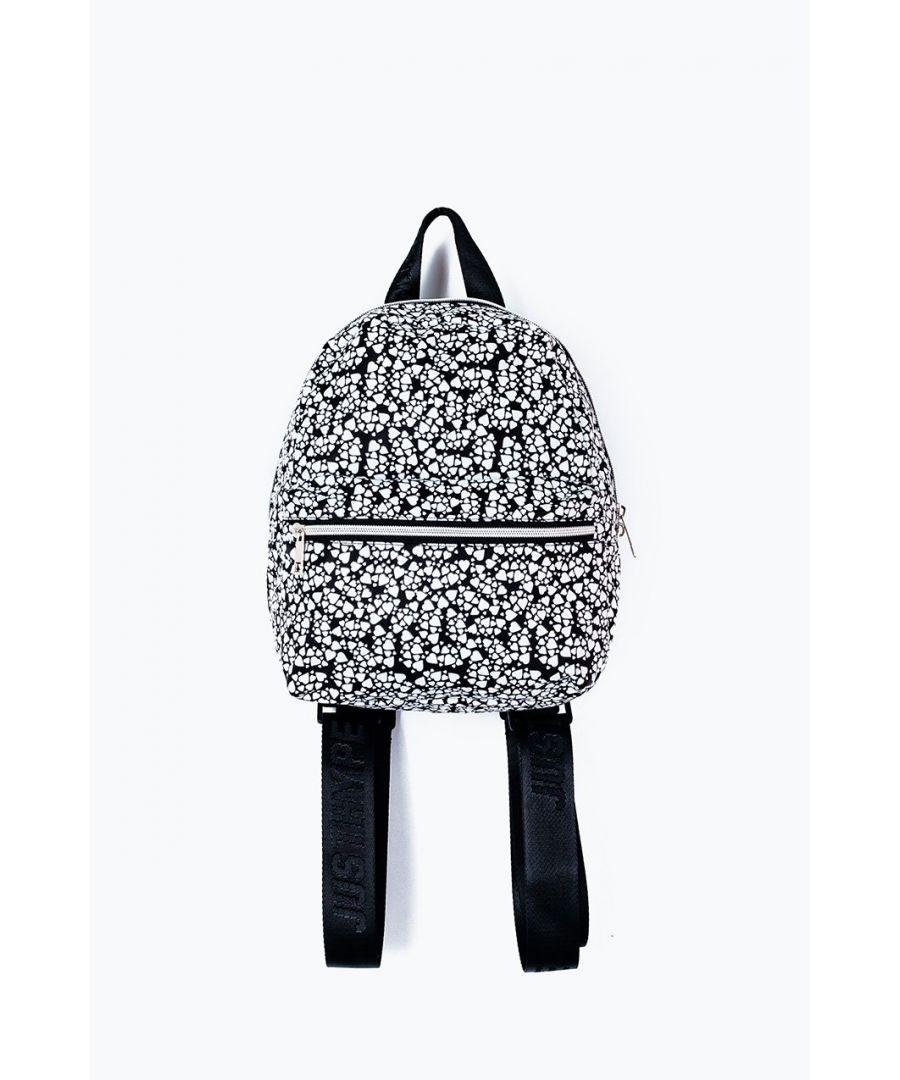 Image for Hype Black Heart Alexa Backpack