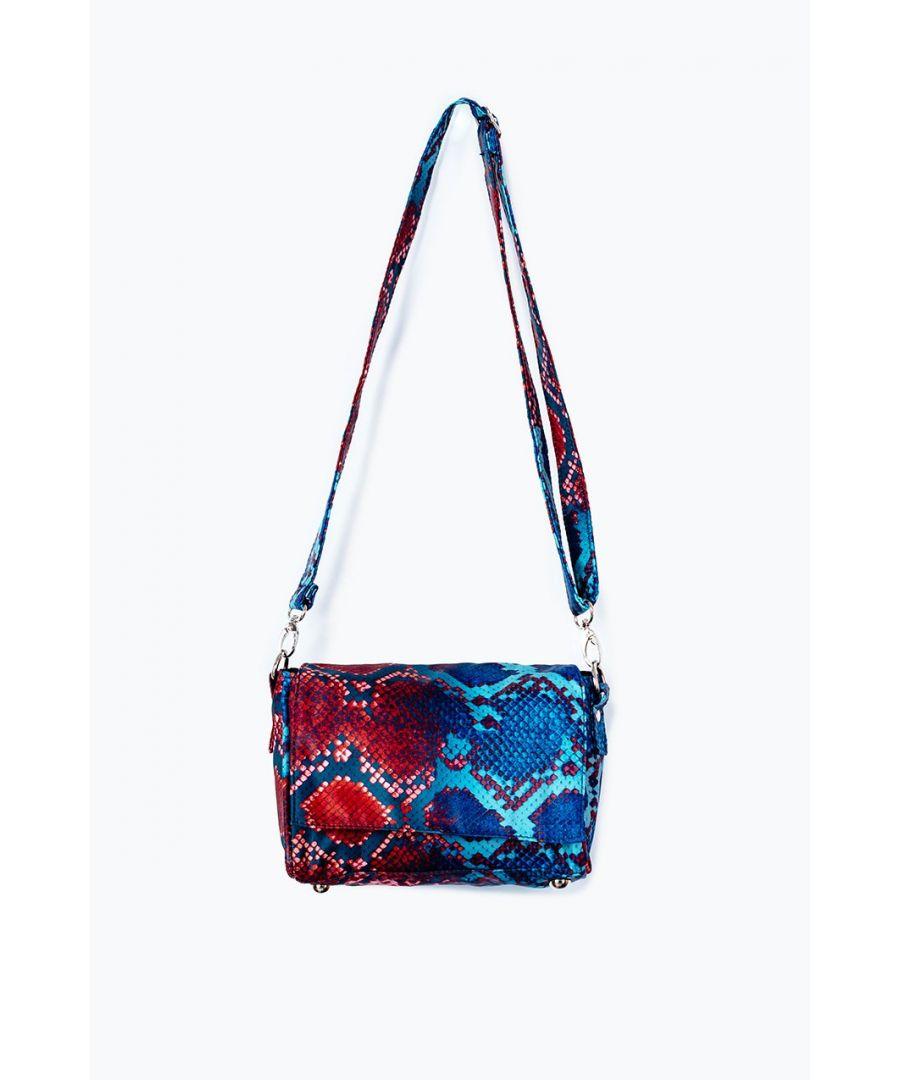 Image for Hype Bronze Hiss Keva Women's Cross Body Bag