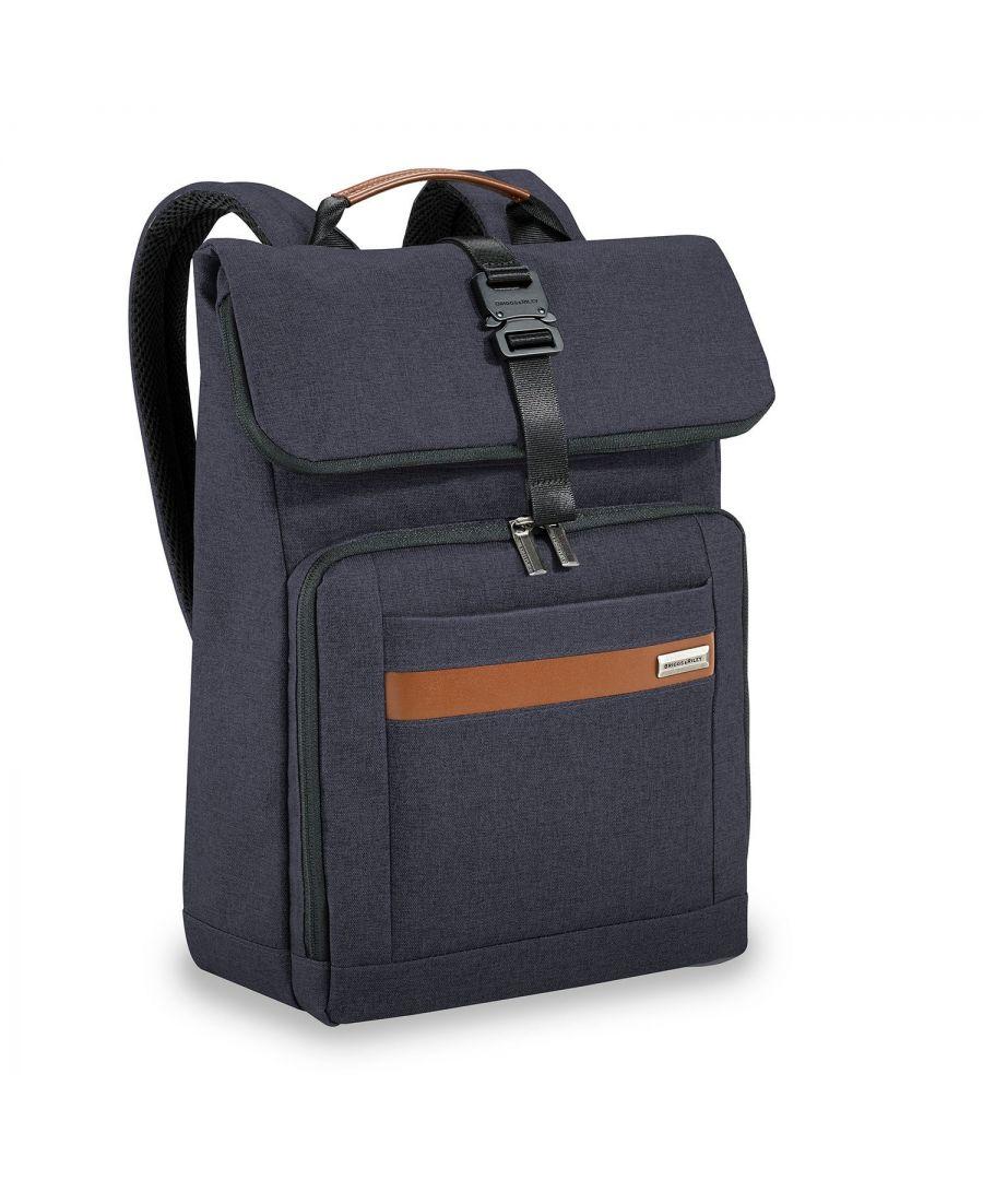 Image for Kinzie Street Medium Foldover Backpack