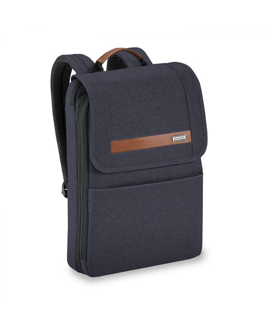 Image for Kinzie Street Slim Expandable Backpack