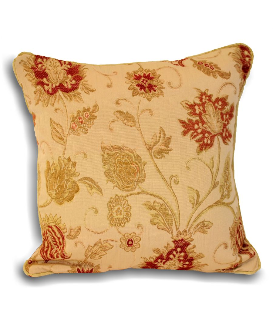 Image for Zurich Poly Cushion 55X55 Champagne