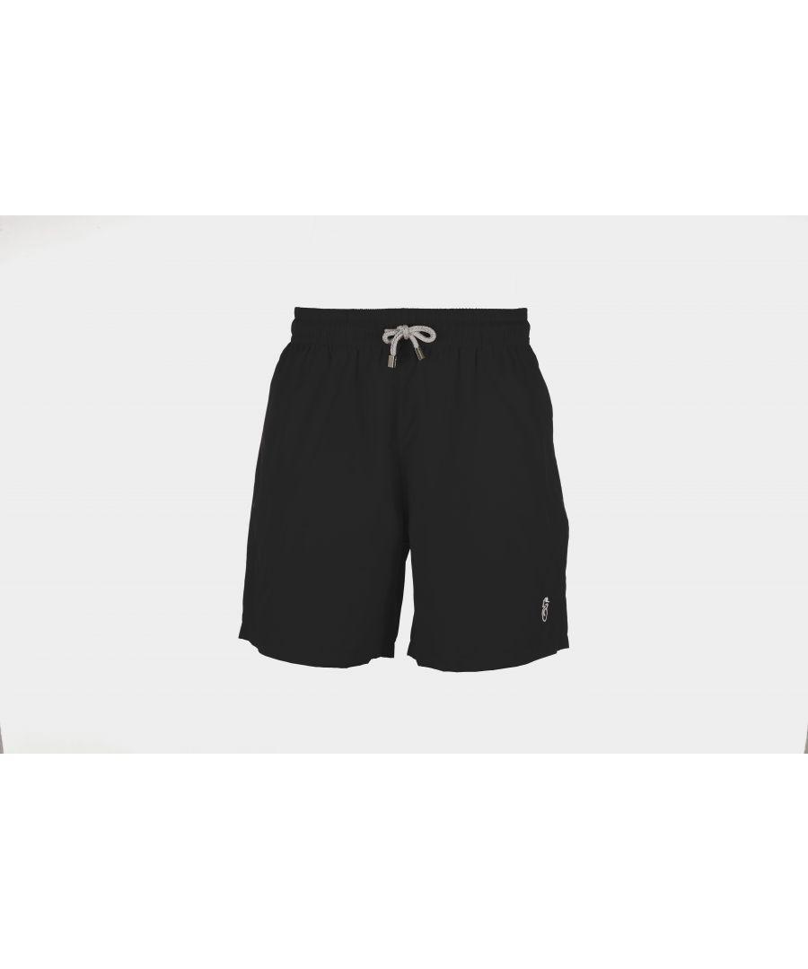 Image for Boy's Black Swim Shorts