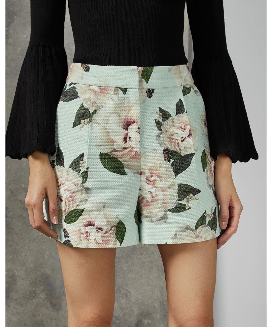 Image for Ted Baker Noosam Magnificent Textured Short, Mint