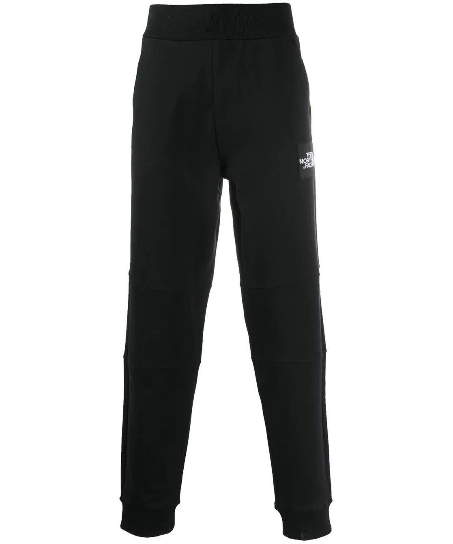 Image for THE NORTH FACE MEN'S NF0A3BPOJK31 BLACK COTTON JOGGERS
