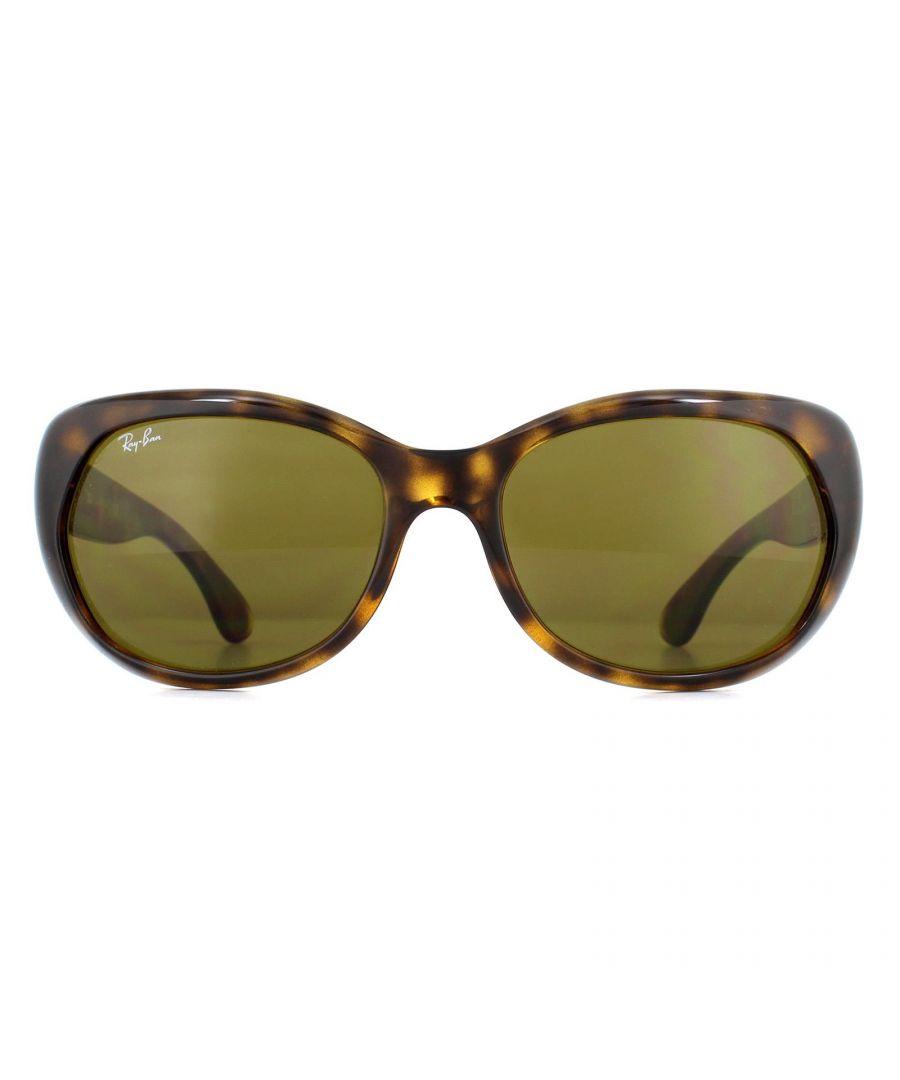 Image for Ray-Ban Sunglasses 4325 710/73 Havana Brown