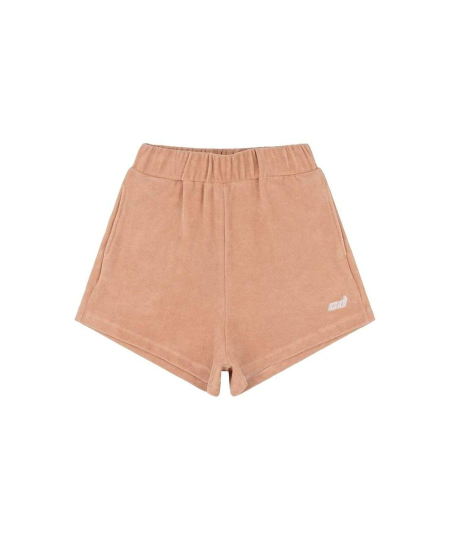 Image for Towelling Boxy Short