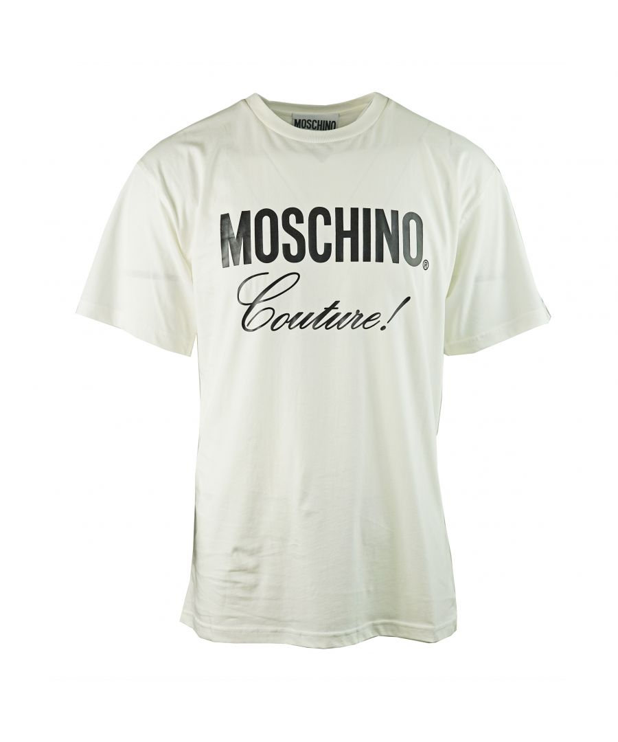Image for Moschino A0710 5240 1002 T-Shirt