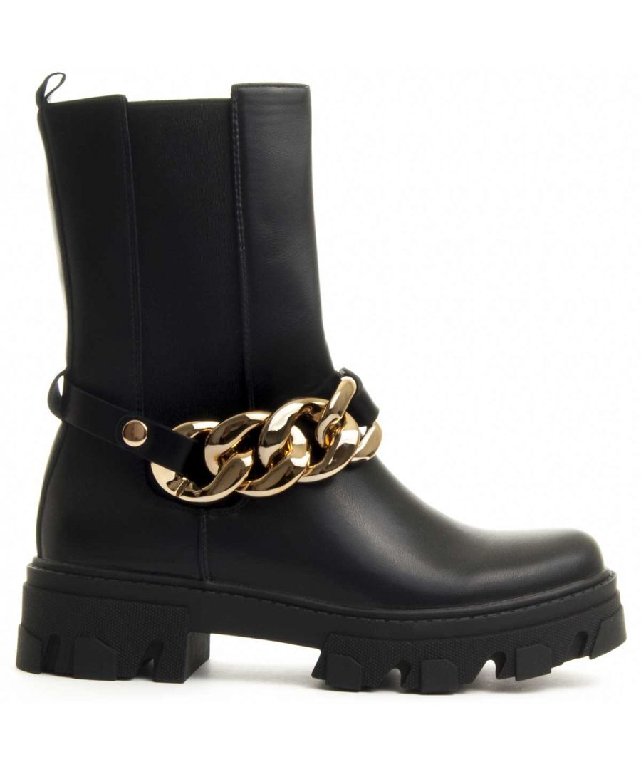 Image for Montevita Ankle Boot in Black