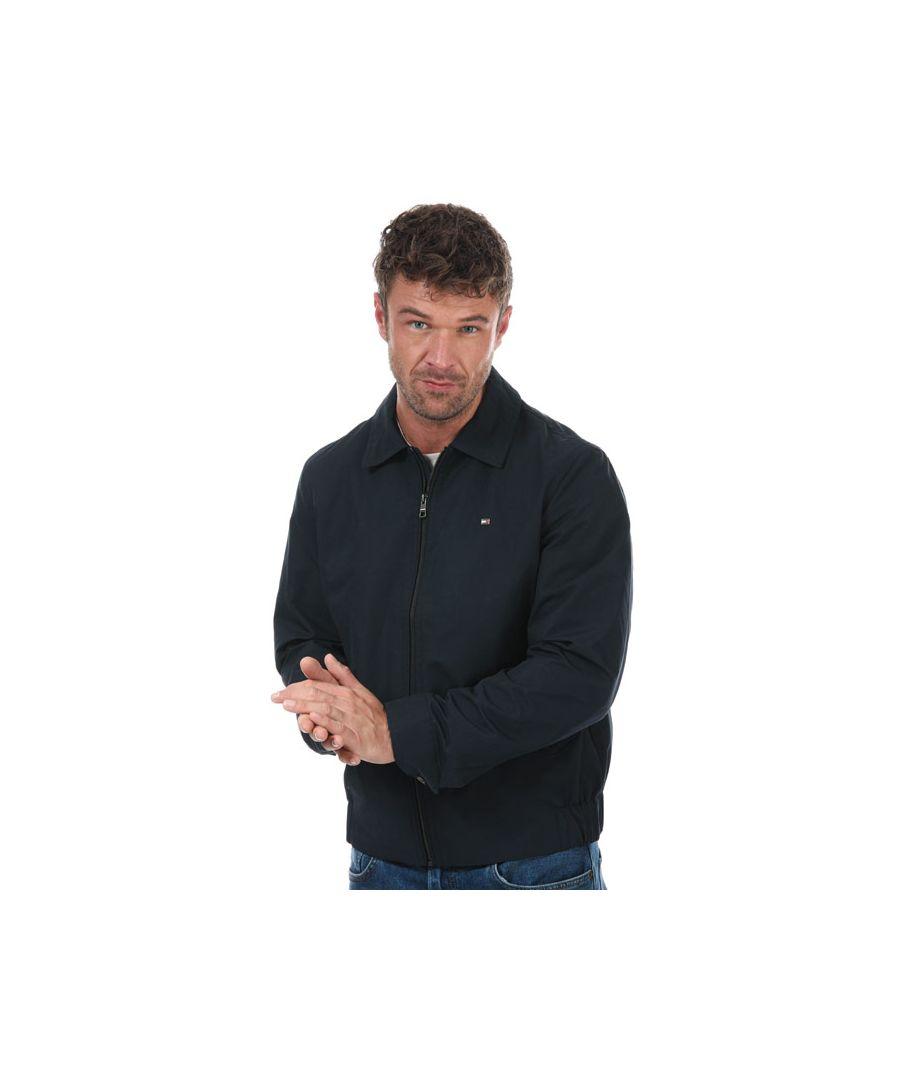 Image for Men's Tommy Hilfiger Collard Ivy Jacket in Navy