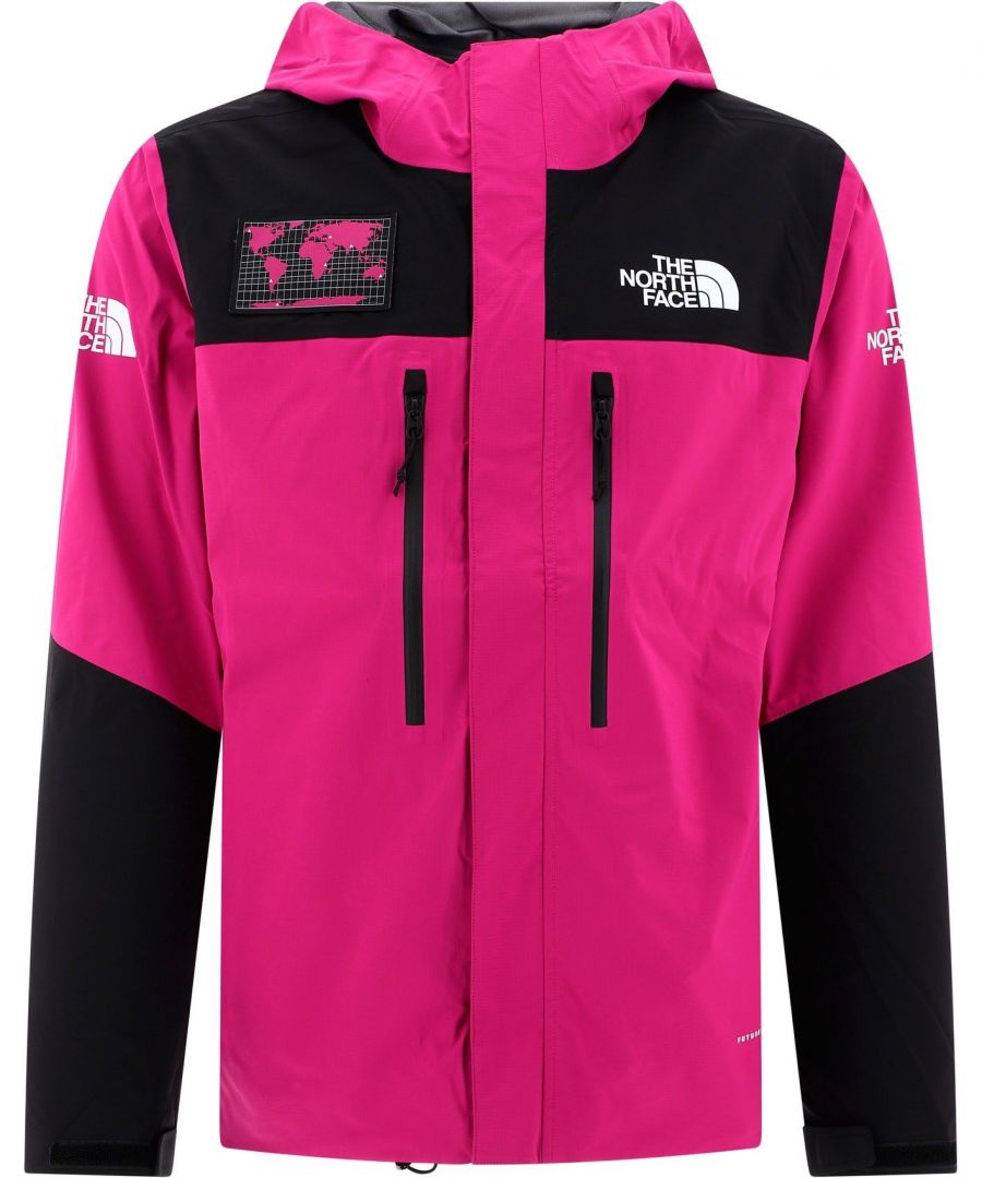 Image for THE NORTH FACE MEN'S NF0A4AIQZDN1 FUCHSIA POLYAMIDE OUTERWEAR JACKET