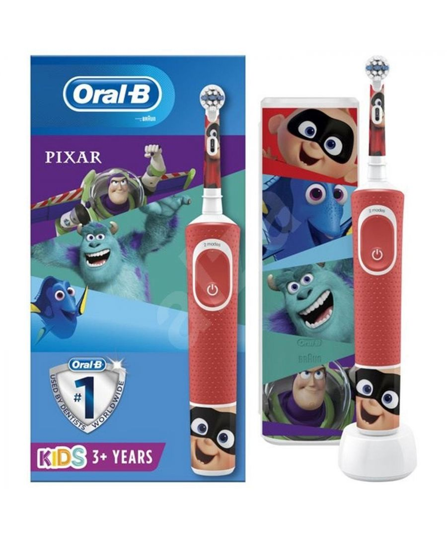 Image for Oral-B Best of Pixar Electric Toothbrush Gift Set + Free Travel Case
