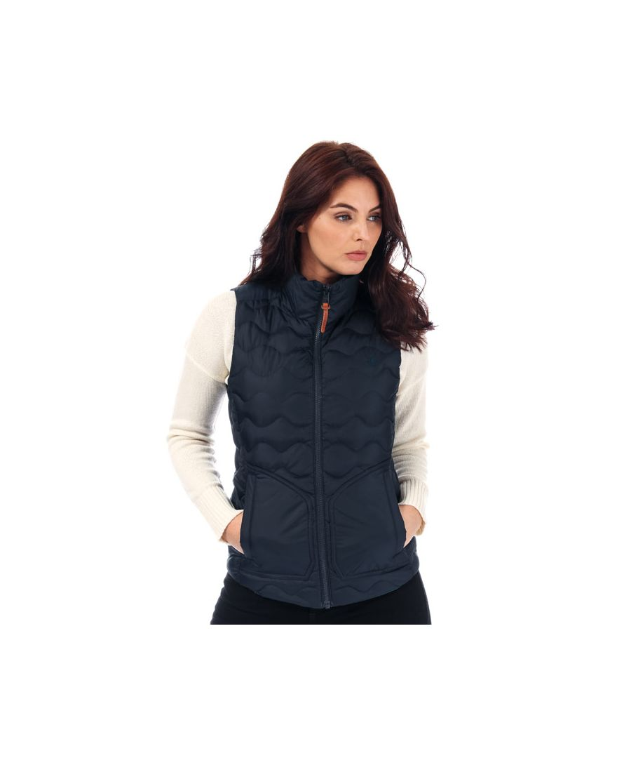 Image for Women's Timberland Mount Kelsey Rivers Down Gilet in Navy