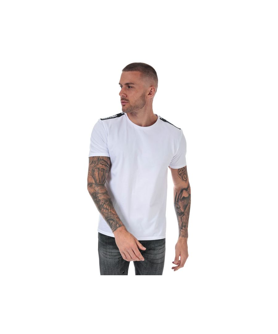 Image for Men's Moschino T-Shirt in White