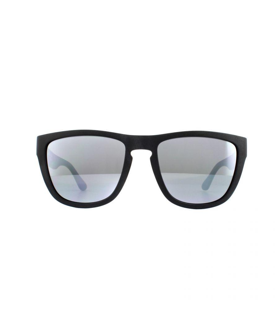 Image for Tommy Hilfiger Sunglasses Th 1557/S 003 T4 Matte Black Black Grey Mirror