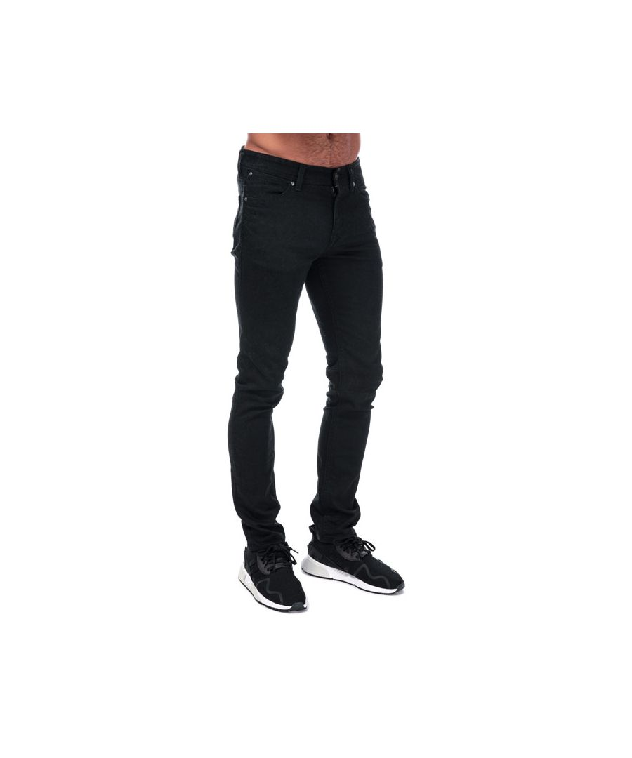 Image for Men's Timberland Sargent Lake Washed Jeans in Black