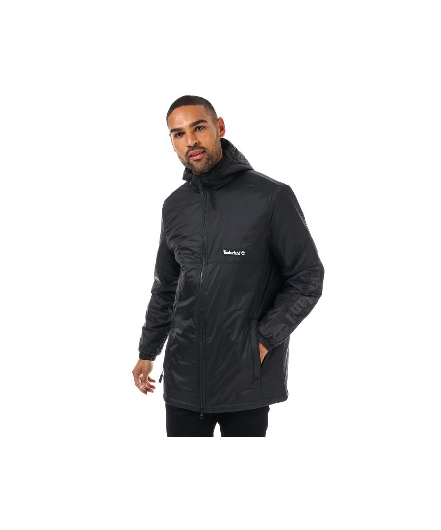 Image for Men's Timberland Insulated Jacket in Black