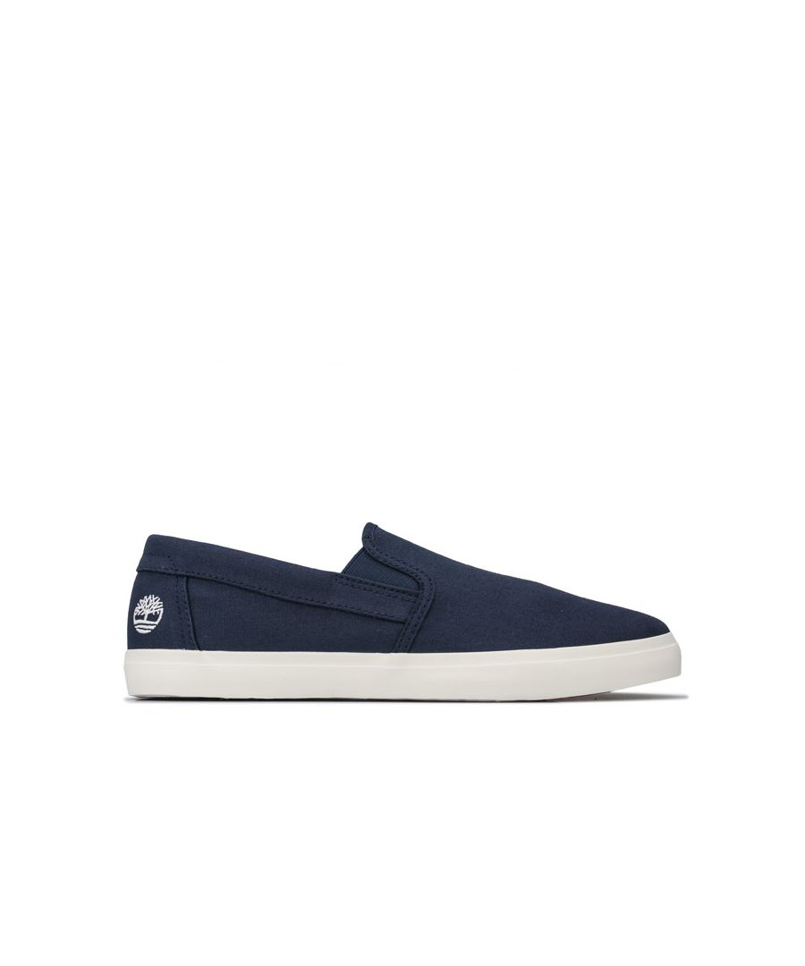Image for Men's Timberland Union Wharf Plain Toe Slip On Pumps in Navy