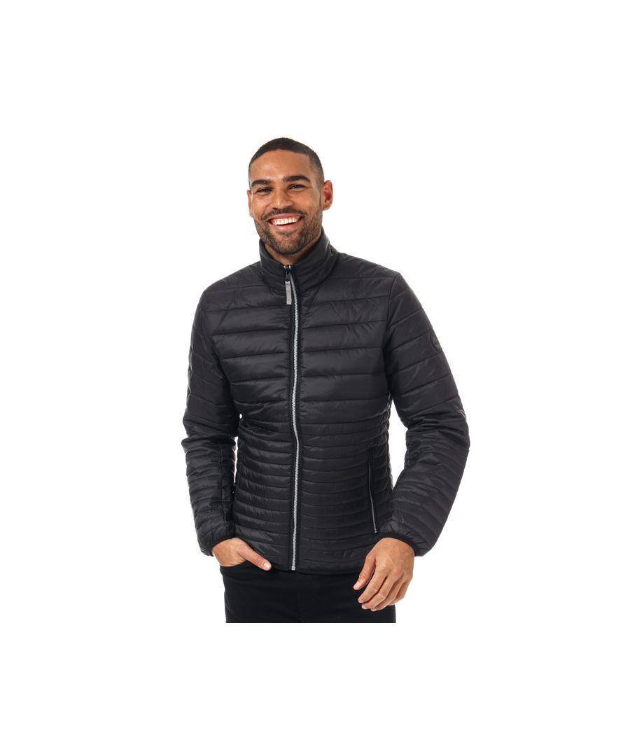 Image for Men's Timberland Mount Eastman Jacket in Black