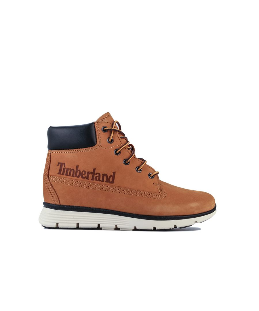Image for Boy's Timberland Children Killington 6 Inch Boots in Wheat