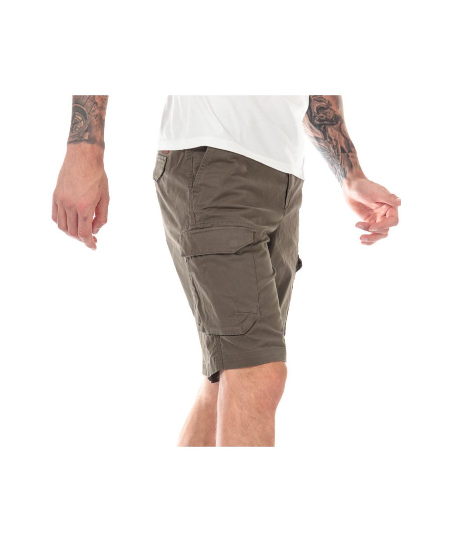 Image for Men's Timberland Tarleton Lake Cargo Shorts in Khaki
