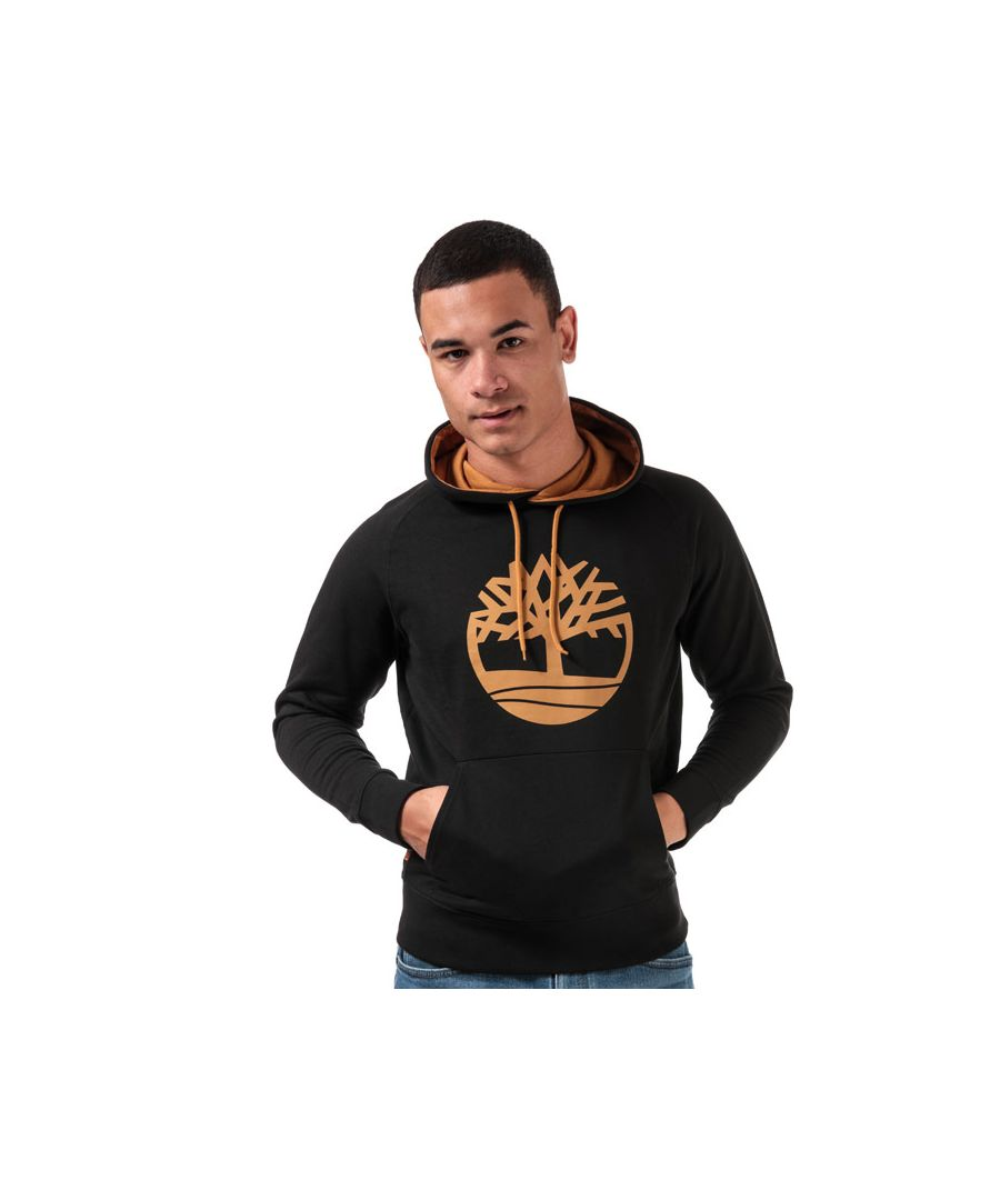 Image for Men's Timberland Oyster Tree Hoody in Black