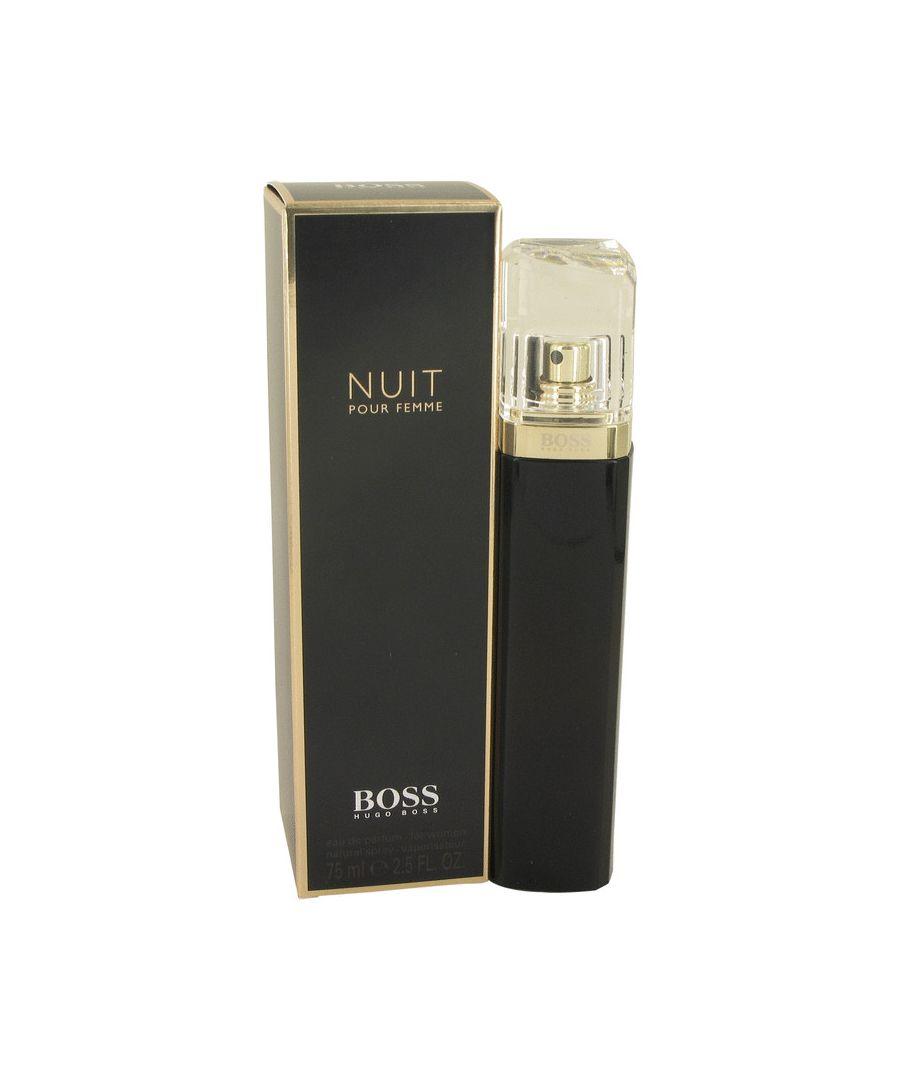 Image for Boss Nuit Eau De Parfum Spray By Hugo Boss 75 ml