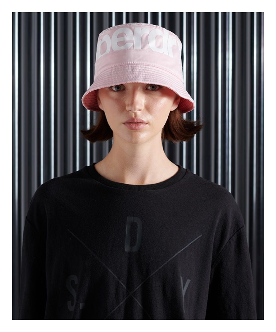 Image for Superdry Logo Bucket Hat