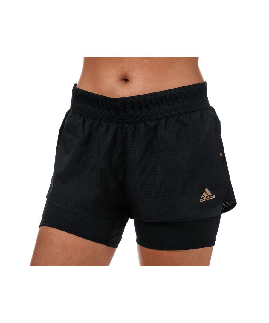 Image for Women's adidas HEAT.RDY Shorts in Black