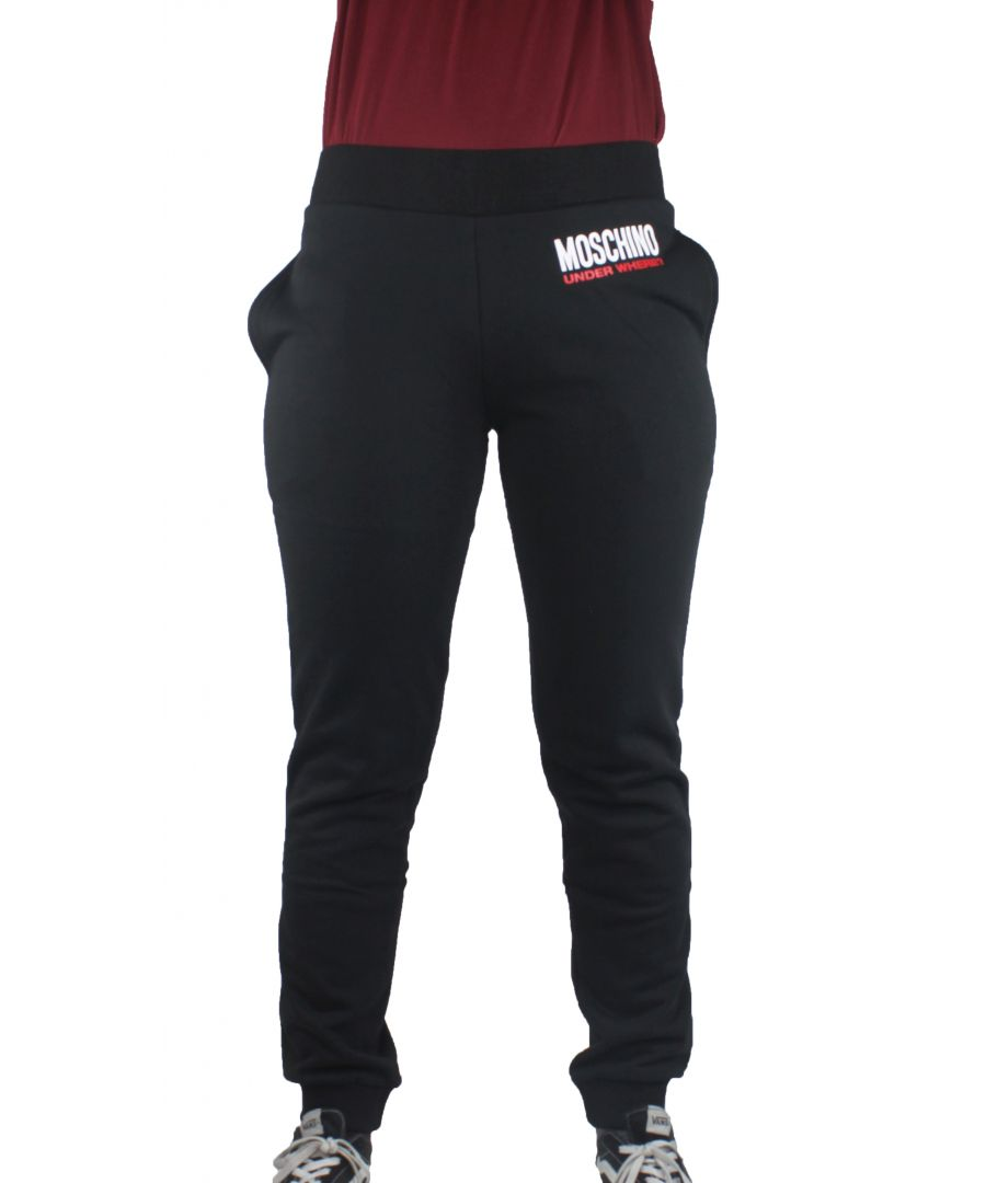 Image for Moschino A4210 9004 0555 Sweat Pants