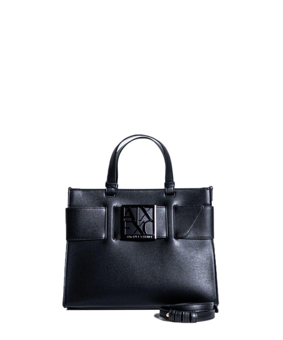 Image for Armani Exchange Men's Bag In Black