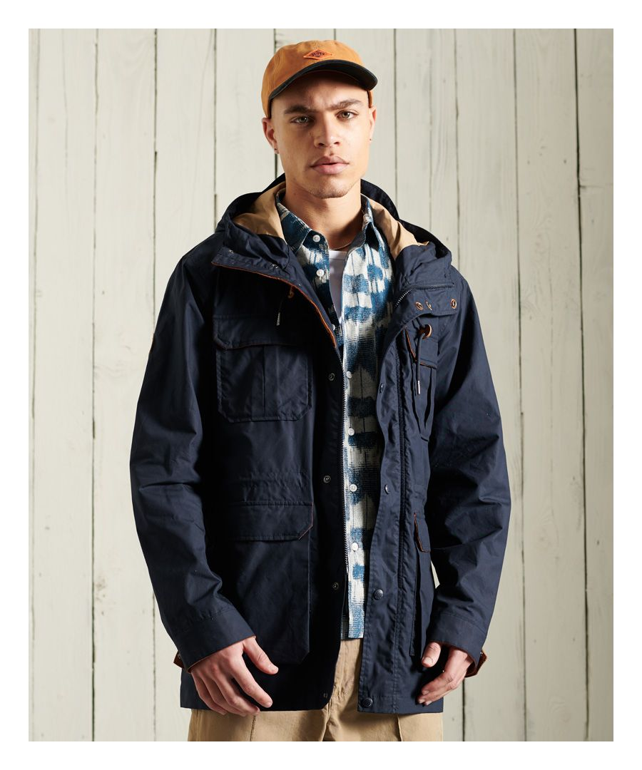 Image for Superdry Mountain Parka Coat