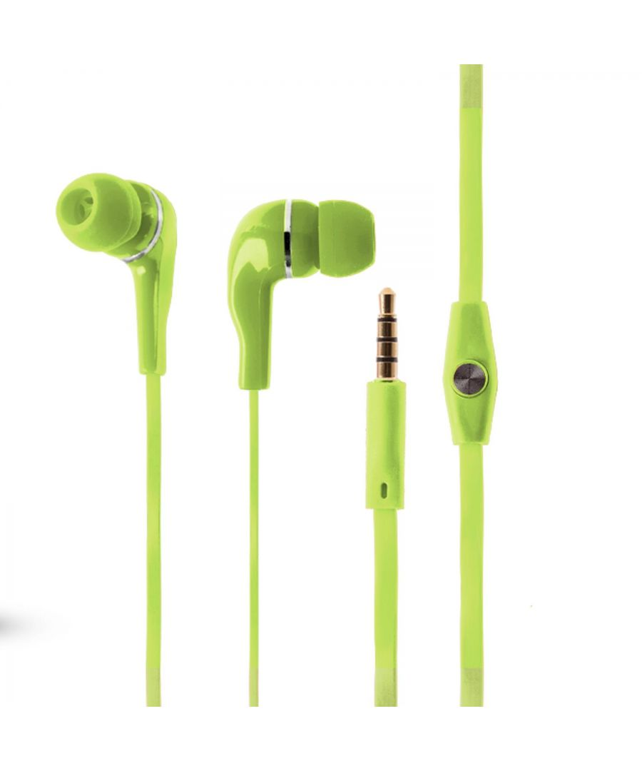 Image for XS20 Mobile Bud Earphones Green
