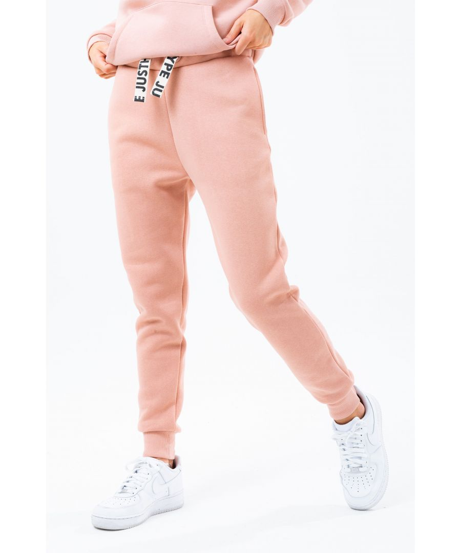 Image for Hype Nude Drawstring Women'S Joggers