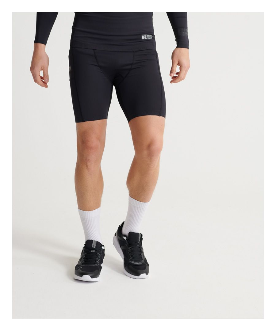 Image for Superdry Training Compression Shorts